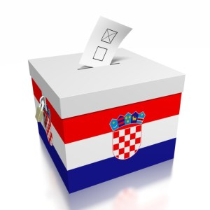Election/ voting in Croatia