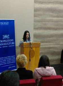 TDK2017 - Predstavljanje zbornika radova Tropletova natječaja