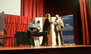 TDK2017 - predstava Crnostrig u eteru u Čapljini