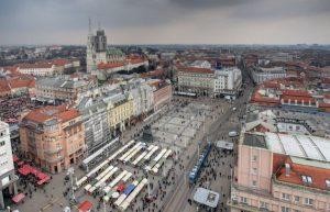 Panorama Grada Zagreba