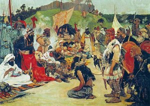 ropstvo 500px-S._V._Ivanov._Trade_negotiations_in_the_country_of_Eastern_Slavs._Pictures_of_Russian_history._(1909)