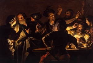 mt 26-31 Gerard_Seghers_The_Denial_of_St._Peter_NCMA_Raleigh