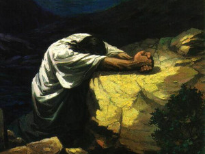mt 26-36 jesus-prays
