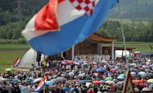 Komemoracija povodom 73. obljetnice Bleiburške tragedije